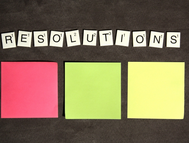 On New Years Resolutions: Is Change Possible?