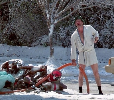 The Holidays and Jesus : Redeeming Our Inner-Griswold